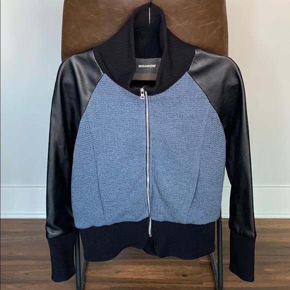 Monrow Jackets & Blazers - MONROW Women's Jacket